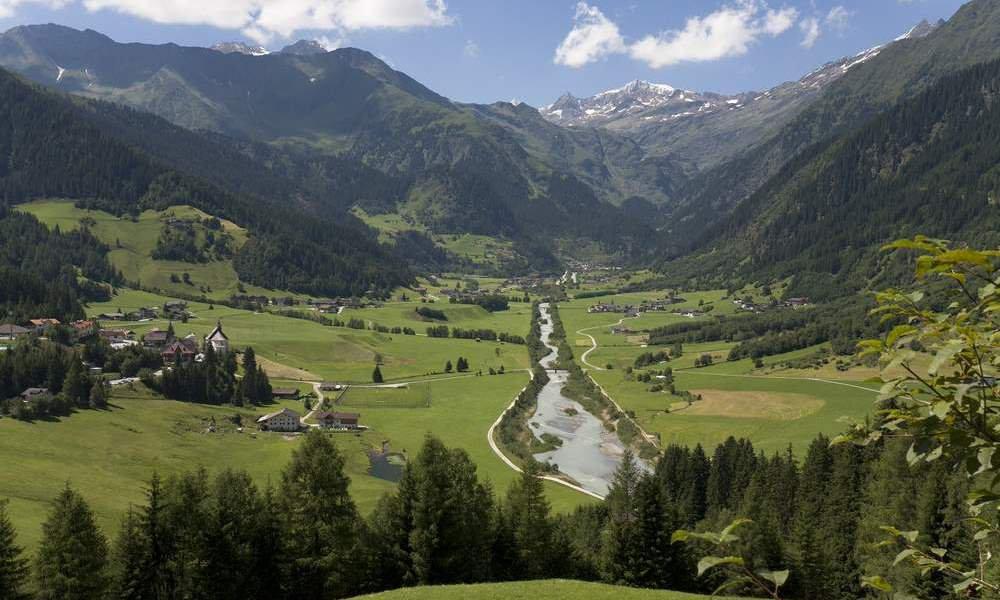 Südtirol & Ridnaun: Ein ganzjähriges Urlaubsziel