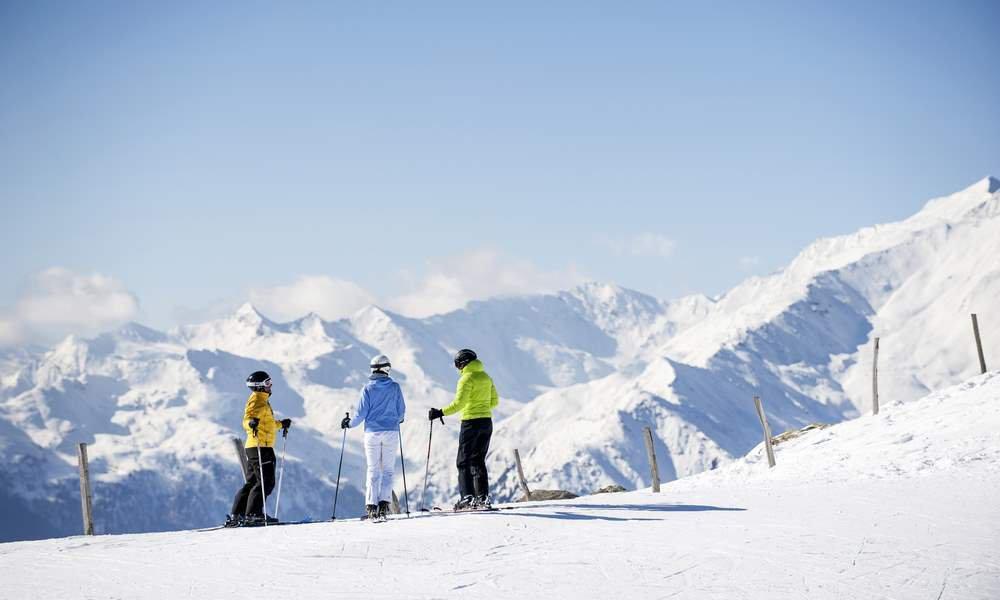 Skiurlaub im Schneeparadies Ratschings